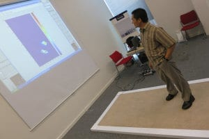 'Magic carpet' could help prevent falls