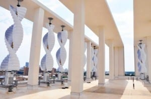 Venger Wind Unveils World's Largest Rooftop Wind Farm in Oklahoma City