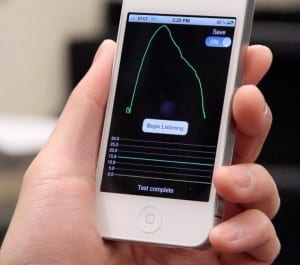 App lets you monitor lung health using only a smartphone
