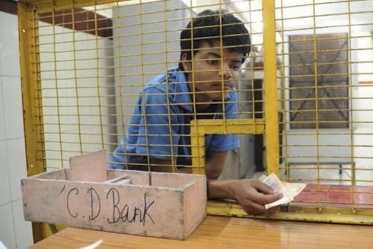 Bank In India Run Exclusively By and For Children