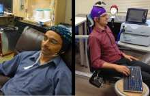 Researcher controls colleague's motions in 1st human brain-to-brain interface