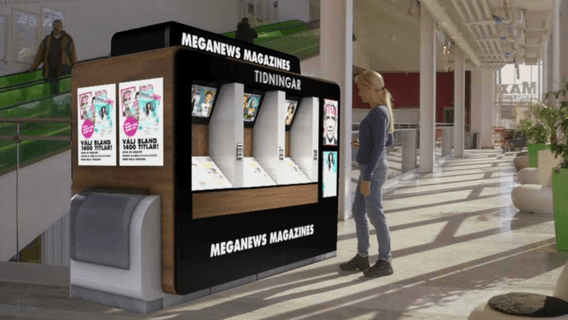 This Innovative Solution Takes Printed Media into the Future