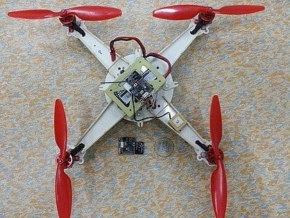 TU Delft researchers design and build the world's smallest autopilot for micro aircraft