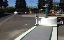 Here Now: The World's First Portable, Self-Contained Solar EV Charging Station