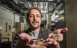 Tiny Detectors Sniff Out Chemical, Biological Threats