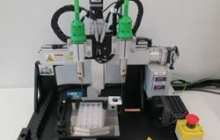 3-D Printing for Life Science Applications