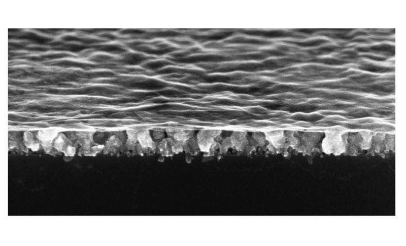"Water Glides Freely Across ""Nanodrapes"" Made From the World's Thinnest Material"