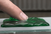 Amazing Demo of a Water-Repellent Spray You Can Actually Buy