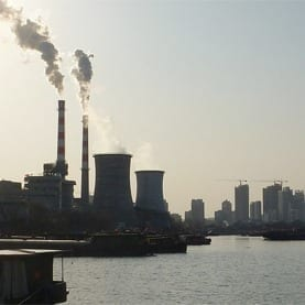 Does China Have Enough Water to Burn Coal?