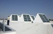 Lighting Research Center Designs New Skylight to Scoop Up Daylight, Save Energy