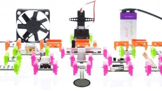 littleBits modules aim to make electronic invention a snap