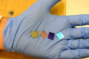 Stanford scientists break the record for thinnest light-absorber