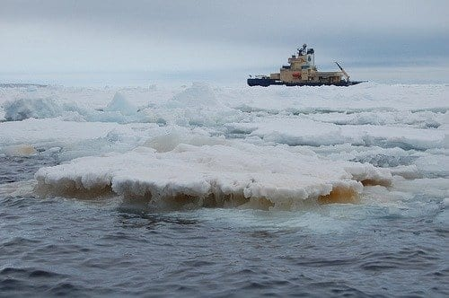Questions rise about seeding for ocean C02 sequestration