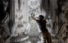 The room with 260 million surfaces: 3D printed architecture is here