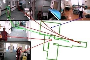 Carnegie Mellon Method Uses Network of Cameras to Track People in Complex Indoor Settings