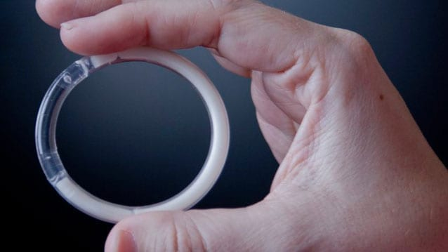 This first-of-its-kind intravaginal ring is designed to protect against HIV, herpes and unwanted pregnancy. It will be the first device with the potential to offer this protection to be tested in women.