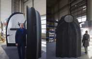 3D Printed, Life-sized Sand Castles Could be the Mobile Homes of the Future