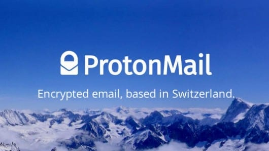 ProtonMail is a new secure email service created by scientists from CERN and MIT