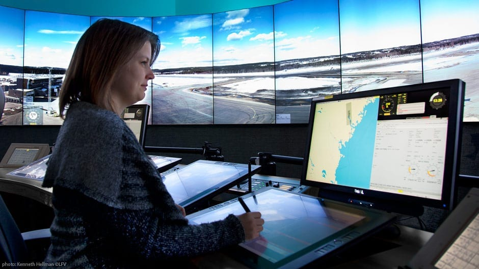 Remote Tower: It's a New Era in Air Traffic Control