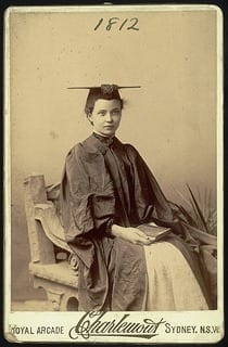 Photograph of Grace Fairley Robinson, Doctor (Photo credit: State Records NSW)