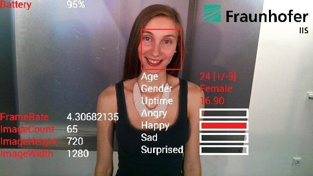 world's first emotion detection app on Google Glass