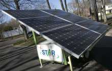 New Mobile Solar Unit is Designed to Save Lives When the Power Goes Out
