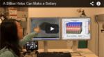 A Billion Holes Can Make a Battery