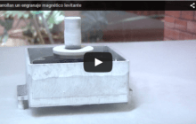 Researchers Develop a Magnetic Levitating Gear