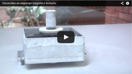 Researchers Develop a Magnetic Levitating Gear - Innovation Toronto