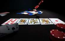 Poker-playing program knows when to fold 'em