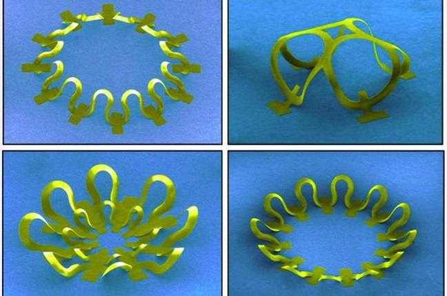 Boffins erect semi-hard 3D silicon: Pop-up micro-machines breakthrough