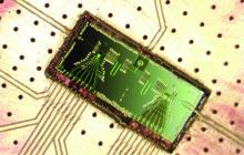 Rice-sized maser, powered one electron at a time, bodes well for quantum computing