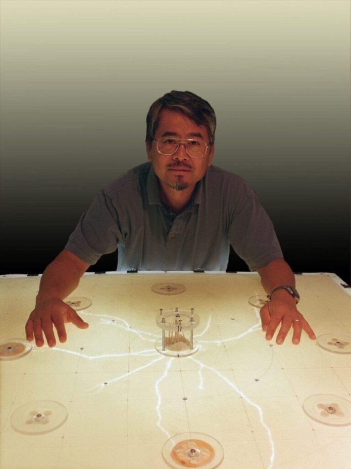 UF/IFAS entomology Professor Nan-Yao Su