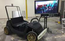 University of Michigan will test 3D-printed, autonomous 'SmartCarts'