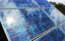 Inspired by art, lightweight solar cells track the sun