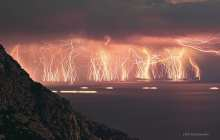 Shooting Lightning Out of the Sky
