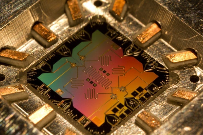 Upgrading the quantum computer