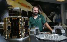 Microsatellite brings new possibilities to U.S. Air Force