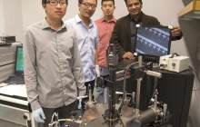Atomically flat tunnel transistor reduces power dissipation by over 90 percent