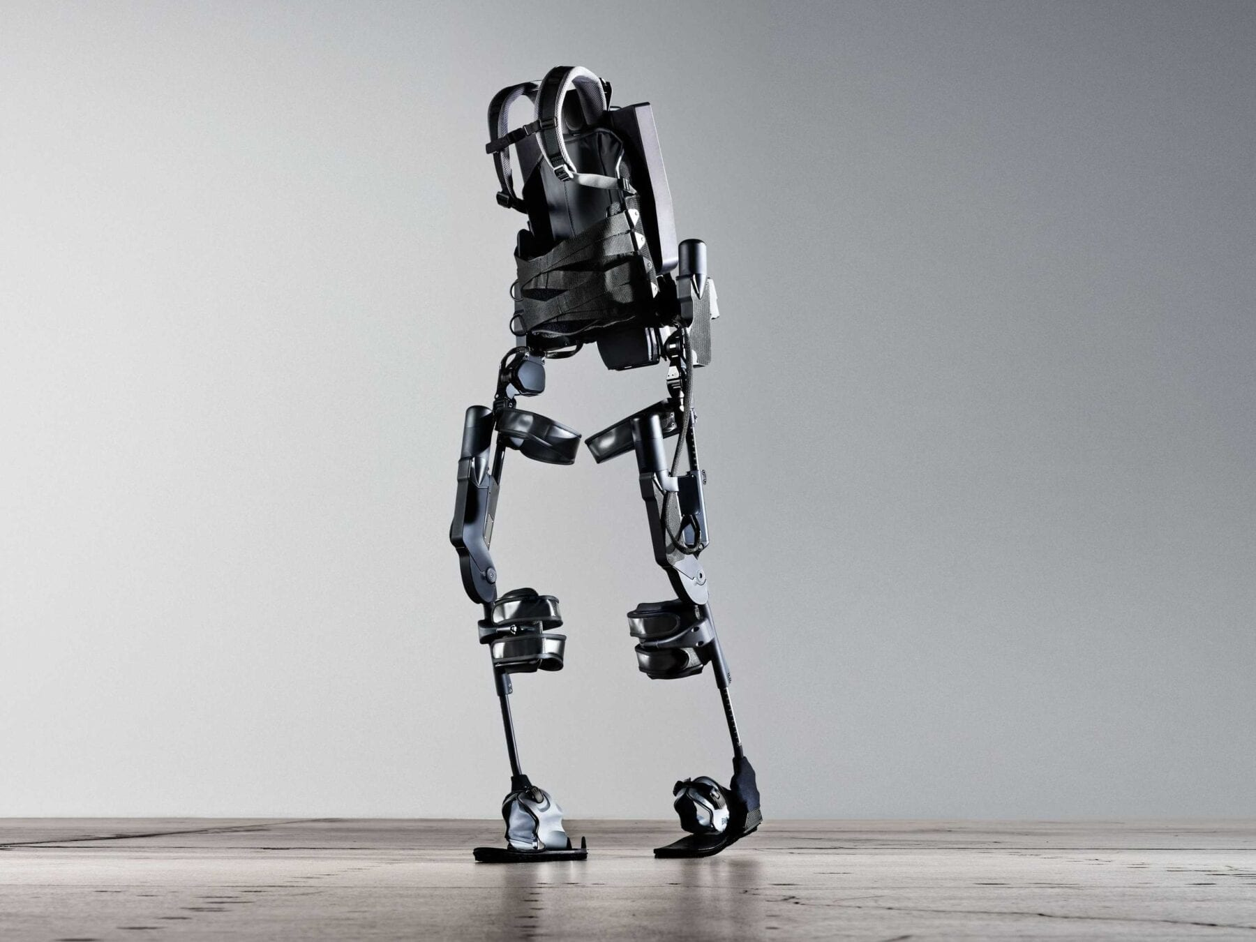 Human exoskeletons: Full metal jacket