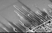 Nanoworld Snow Blowers: a New Method for Self-Assembly