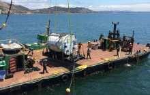 Microsoft Plumbs Ocean's Depths to Test Underwater Data Center