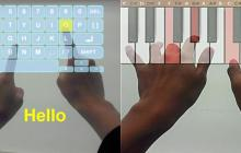 Smart glasses with stereo vision and deep-learning algorithms for virtual keyboards and more