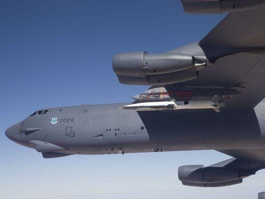 (Photo: Courtesy Bobbi Zapka/Air Force Research Laboratory)