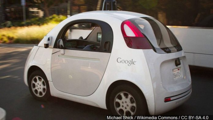 Software Qualifies as a Driver, Says US Safety Agency on Google Self-Driving Car Compliance