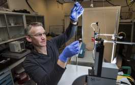 Iron nitride transformers could boost energy storage options