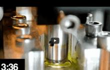 Light-powered 3-D Printer Creates Terahertz Lens