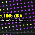 Finding Zika one paper disc at a time in 2 to 3 hours