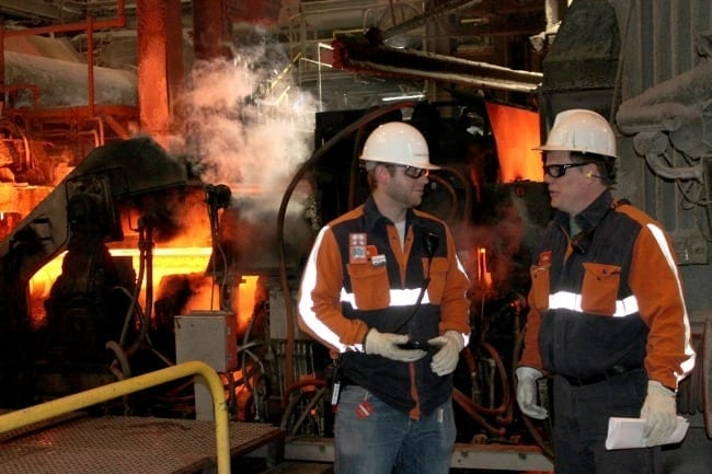 IBM Watson and Wearable Devices to Monitor Activity of Workers in Extreme Environments