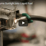 Bionic leaf turns sunlight into liquid fuel at 10 times the efficiency of photosynthesis